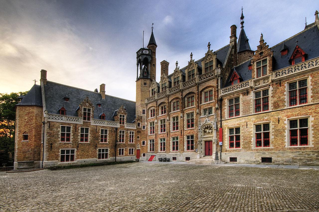Gruuthuse Museum, Bruges - Photo: Wolfgang Staudt