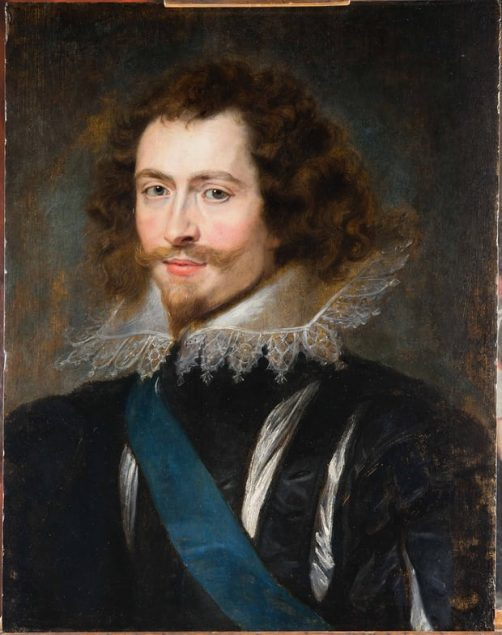 Peter Paul Rubens (1577-1640), Portrait of George Villiers, Duke of Buckingham, ca. 1625 Glasgow Museums (Photograph: Simon Gillespie)