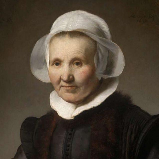 Rembrandt Harmensz. van Rijn (1606-1669), Portrait of Aeltje Uylenburgh, 1632 Rose-Marie and Eijk van Otterloo Collection