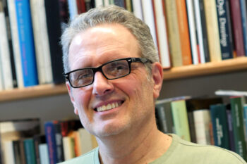 Photo of Prof. Wayne Franits