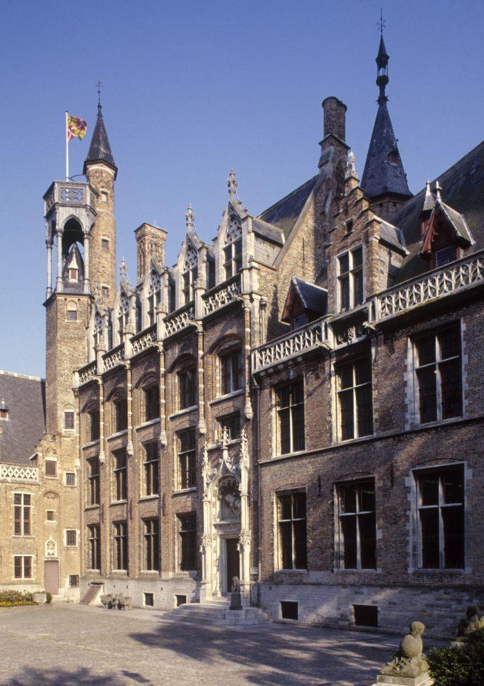 Gruuthusemuseum, Bruges