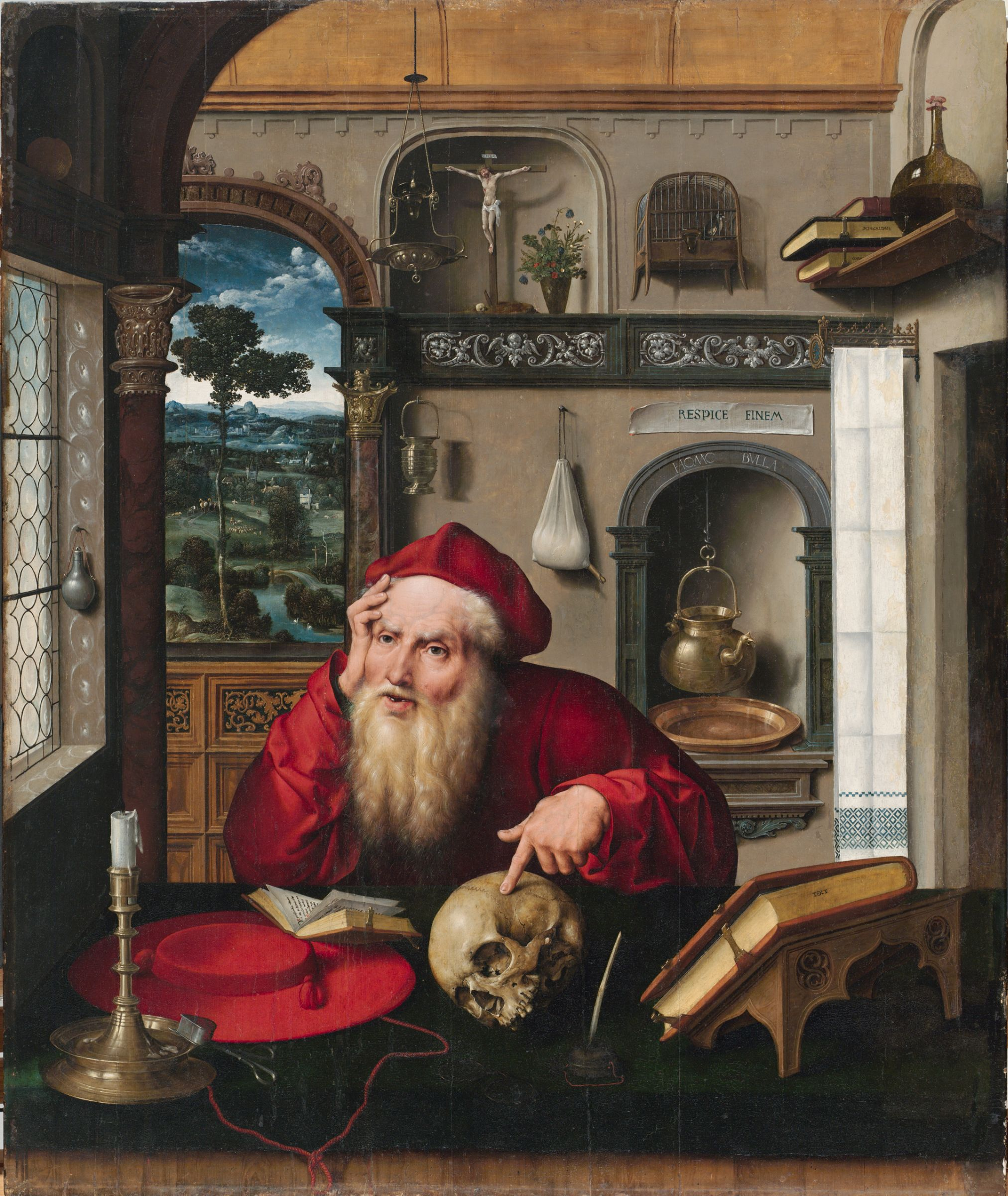 St. Jerome Critical Essays