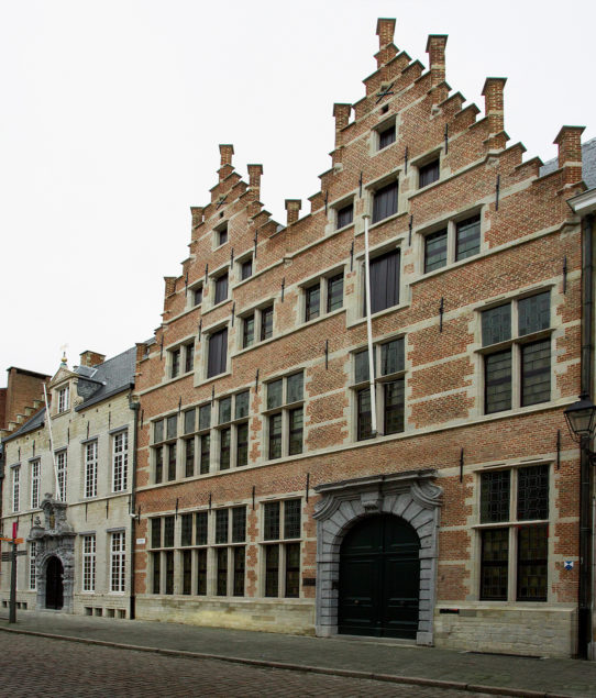 The Snyders&Rockox House, in Antwerp