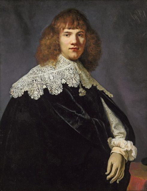 Rembrandt (1606-1669), <em>Portrait of a Young Gentleman</em>, ca. 1634 Photo; NRC and René Gerritsen