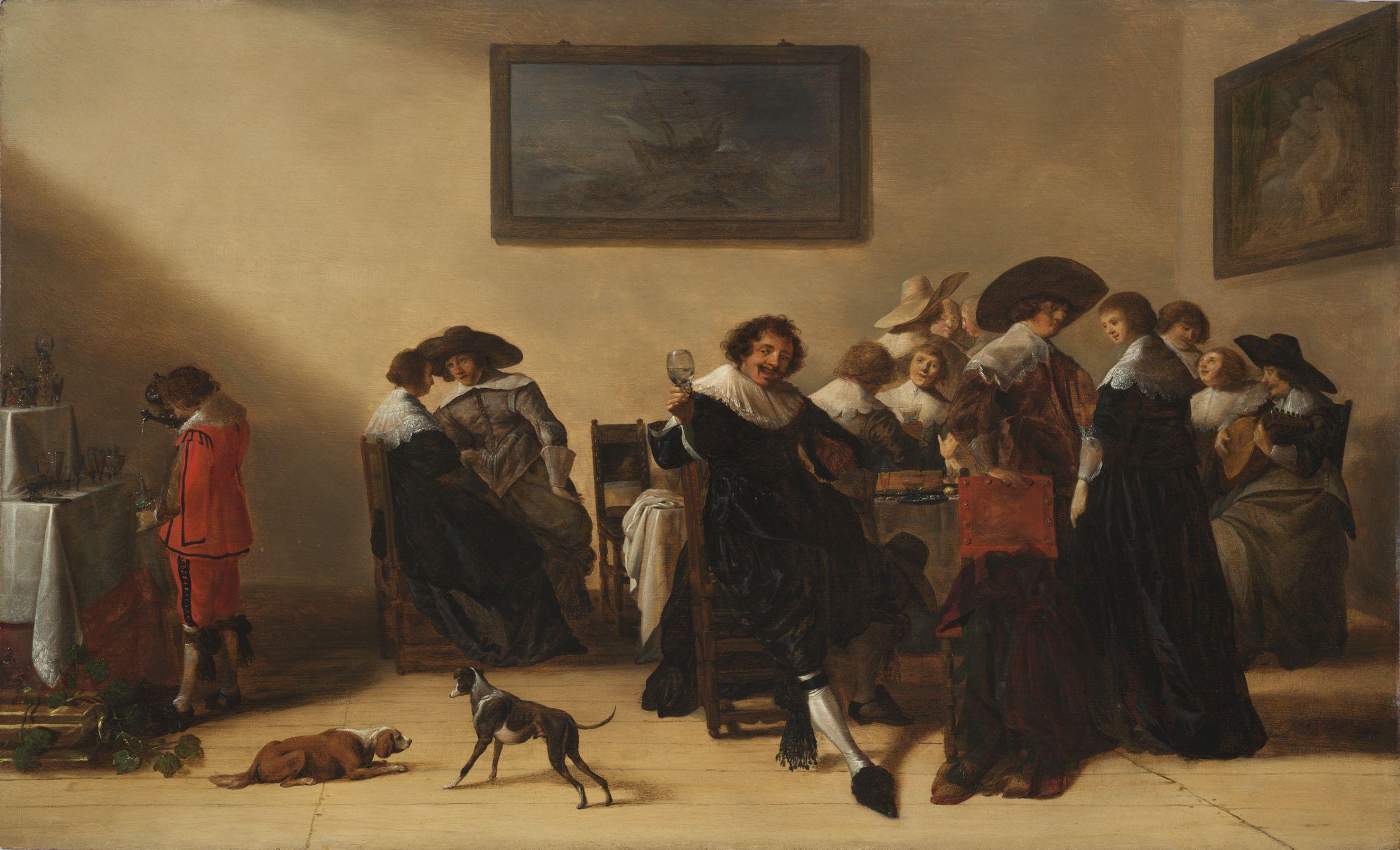 harvard art museums welcomes gift of eighteen dutch golden age