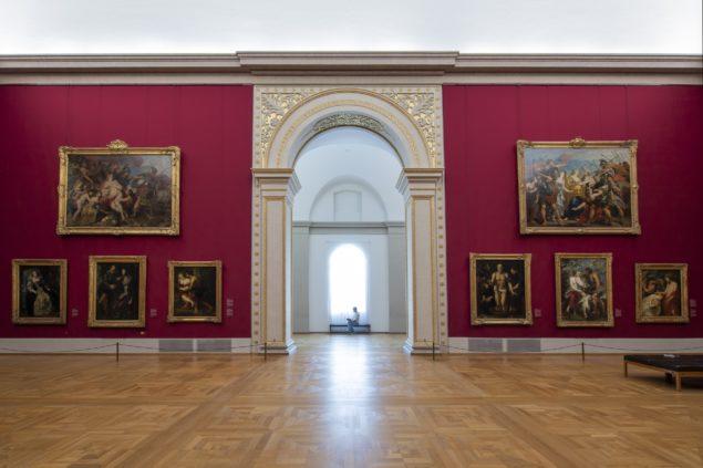 The Rubens Gallery of the Alte Pinakothek in new light © Bayerische Staatsgemäldesammlungen, photo: Johannes Haslinger