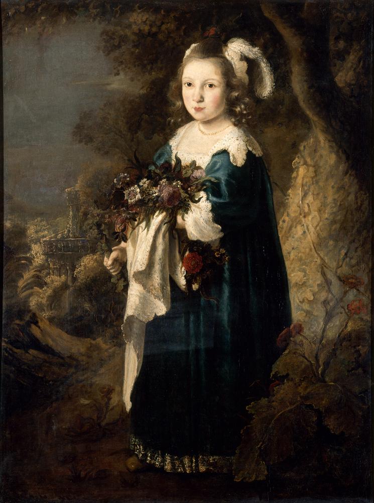 Abraham Bloemaert (1566 - 1651), Penitent Magdalene, 1619 Musée d'arts de Nantes, Nantes