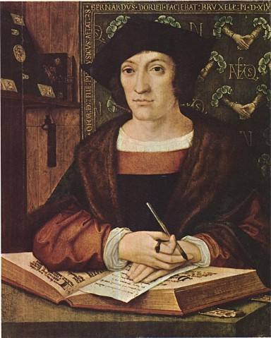 Bernard van Orley (1487-1541), Joris van Zelle, 1519 Royal Museum of Fine Arts, Brussels
