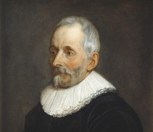 Peter Paul Rubens (1577-1640), <em>Portrait of Balthasar I Moretus</em> (detail) Museum Plantin-Moretus, Antwerp