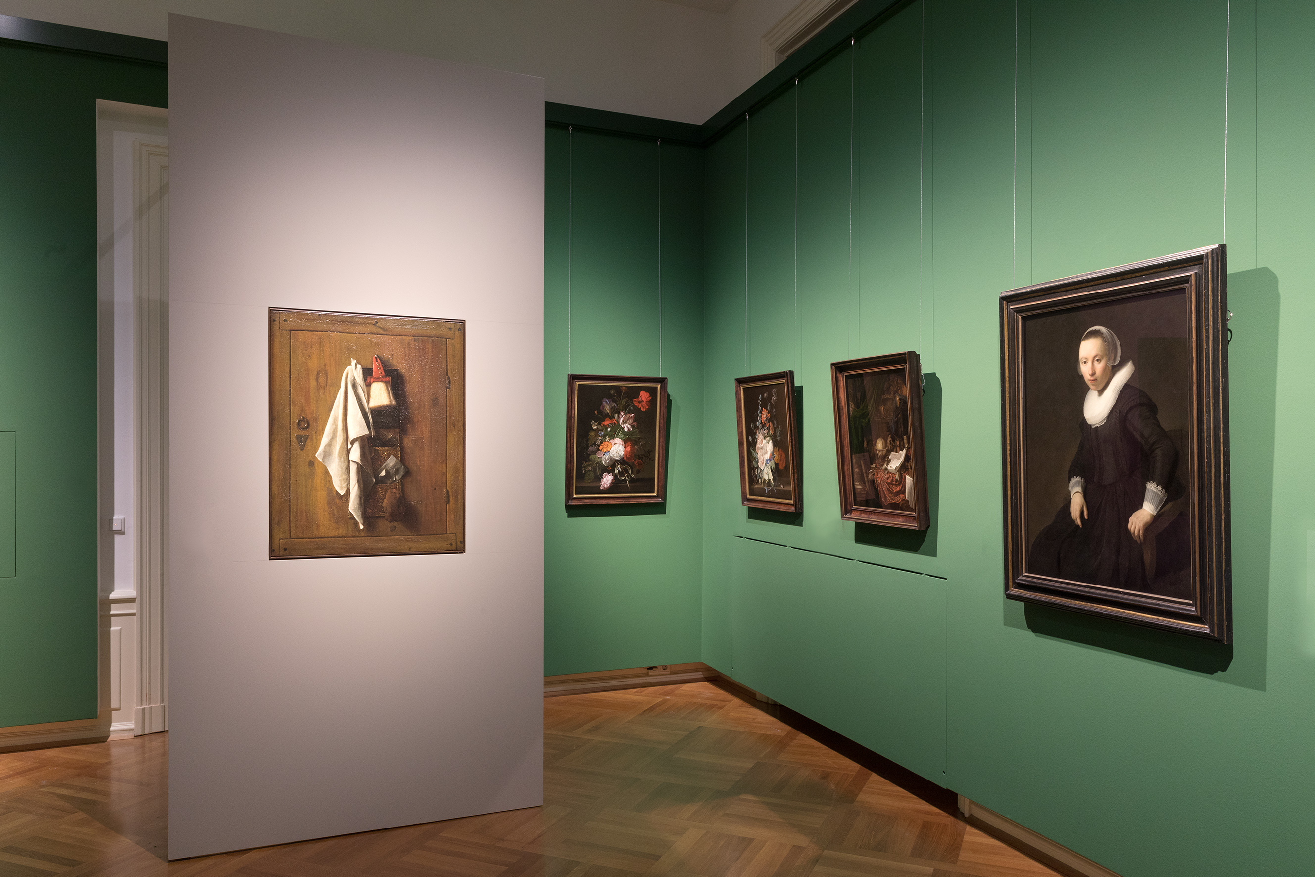Enter Bosch: The Paintings Gallery of the Academy of Fine Arts