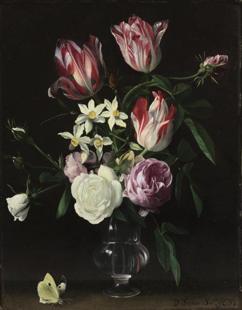 Daniël Seghers (1590-1661), <em>Floral Still-Life</em>, Phoebus Foundation