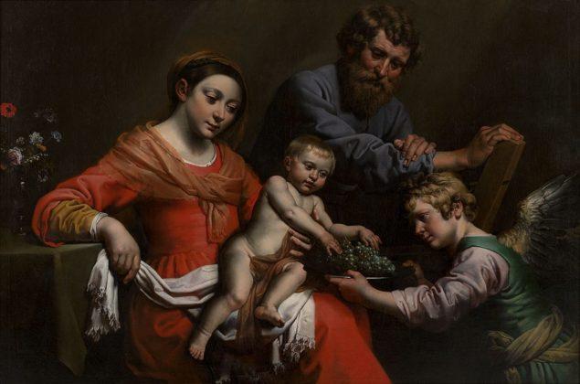 Theodoor van Loon (1589-1641), Holy Family, M – Museum, Leuven