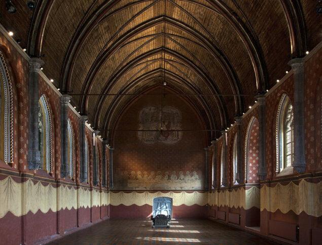 Bijloke Abbey Photo: Stam Ghent (Phile Deprez)
