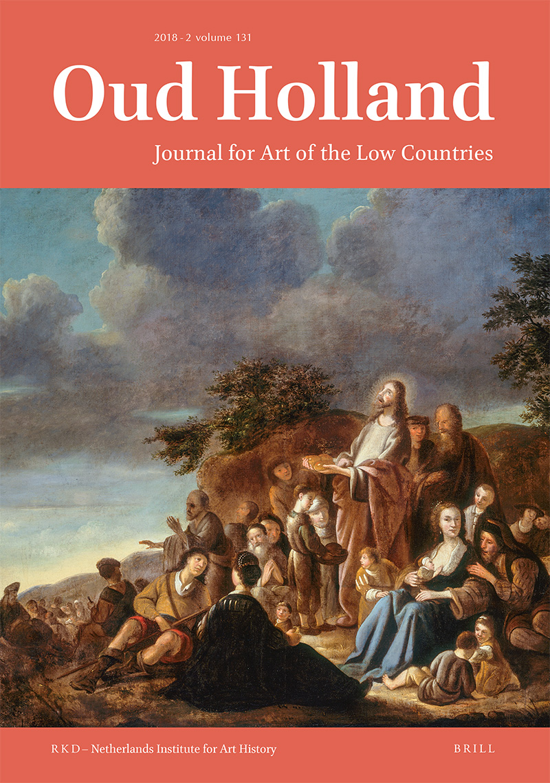 <em>Oud Holland - Journal for Art of the Low Countries</em>, 2018-2, volume 131