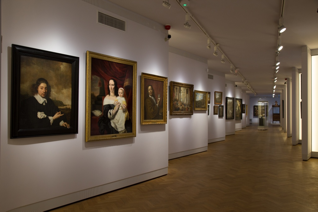 Gallery of Old Art at the National Museum, Warsaw