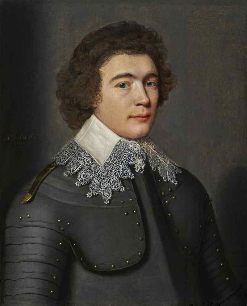 Michiel Jansz. van Mierevelt (1566-1641), <em>Frédéric-Maurice de la Tour d'Auvergne, duc de Bouillon, prince de Condé Sedan et de Rancourt (1605 – 1652)</em>, 1626 Bonnefantenmuseum, Maastricht