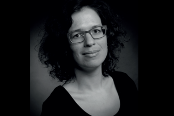 Photo of Dr. Marianne Eekhout