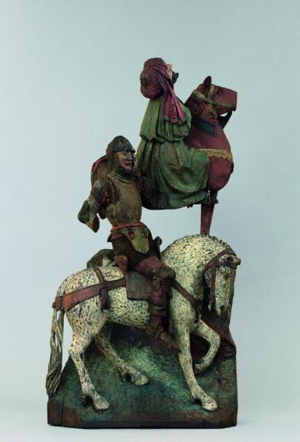 Hendrik Roessen, Horsmen, ca. 1500-25 M, Leuven