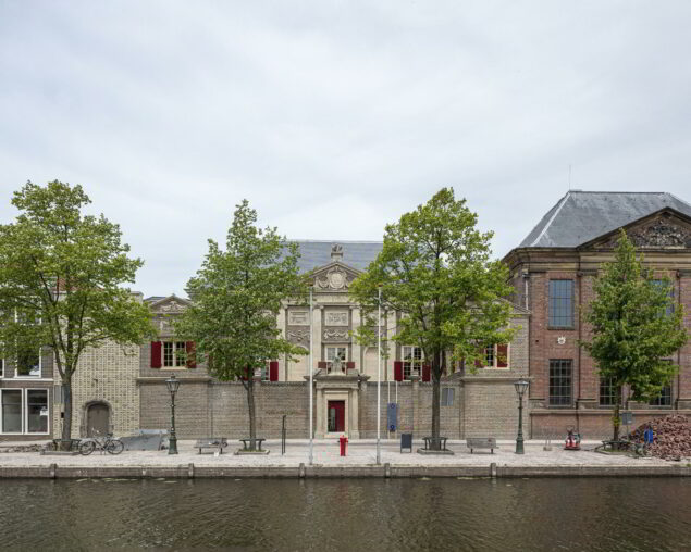 The renovated Museum De Lakenhal in Leiden Photo: Karin Borghouts