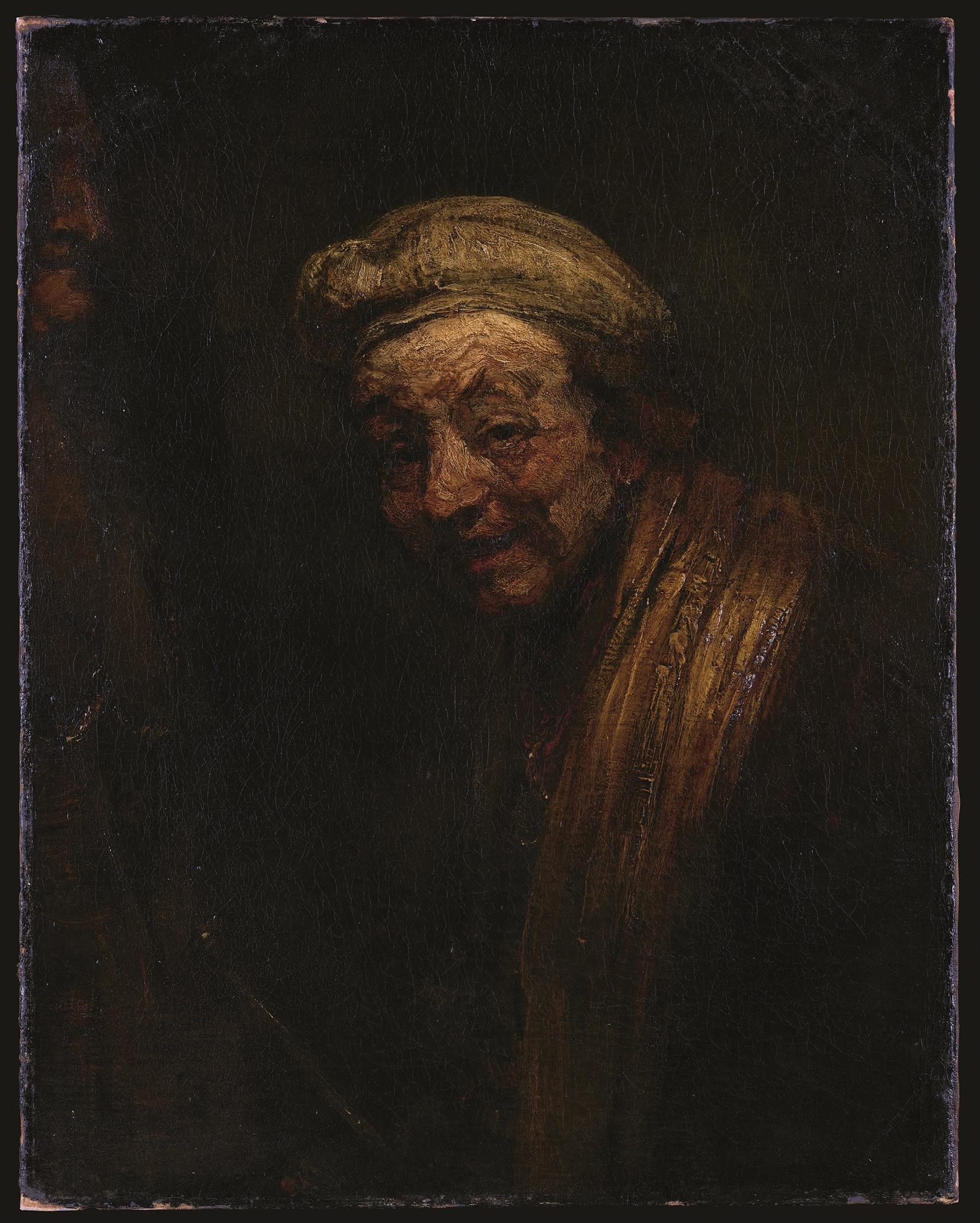 Rembrandt van Rijn (1606-1669), <em>Self-Portrait</em>, c. 1662/1663, oil on canvas, 82.5 x 65 cm, Wallraf-Richartz-Museum & Fondation Corboud, Cologne © Rheinisches Bildarchiv Köln, Britta Schlier