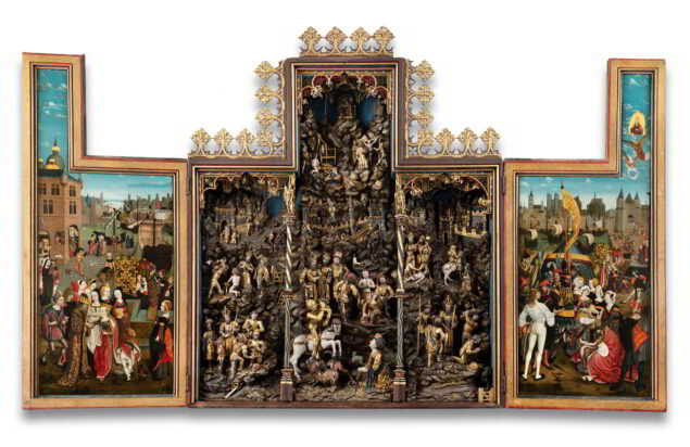 Workshop of Master Arnt of Kalkar and Zwolle, <em>Saint George Altarpiece</em>, 1483-87, St. Nicolaikirche, Kalkar