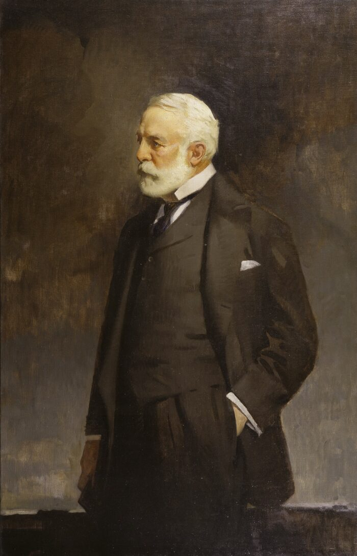 1. John C. Johansen, Henry Clay Frick, 1943 The Frick Collection, New York Gift of Miss Helen Clay Frick, 1943 © The Frick Collection