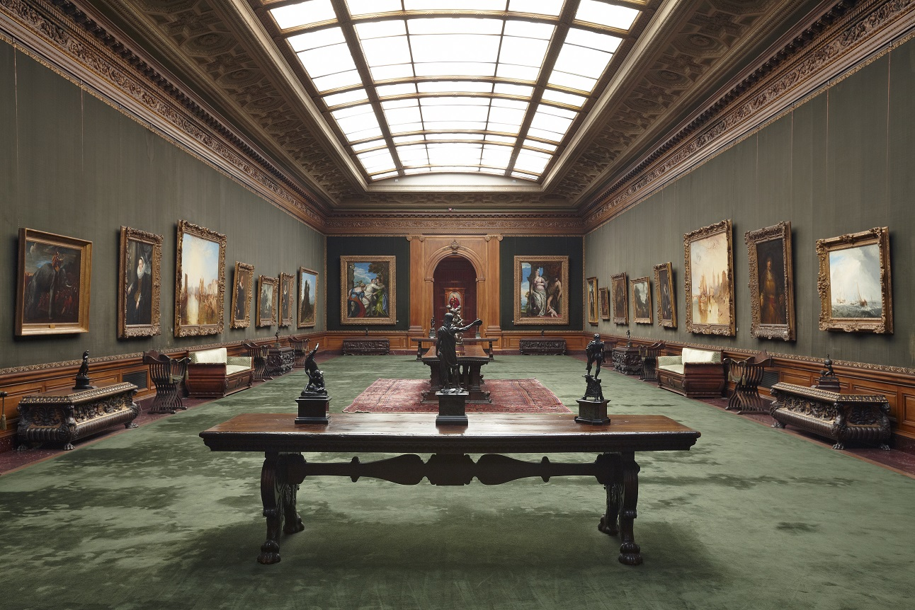 7. View of the West Gallery, The Frick Collection ©The Frick Collection