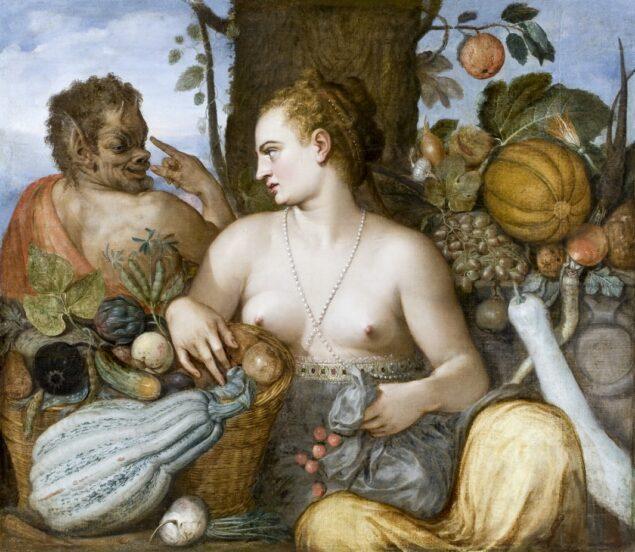 Frans Floris I (1519/1520–1570) Pomona, ca. 1564-65, Hallwyl Museum, Stockholm