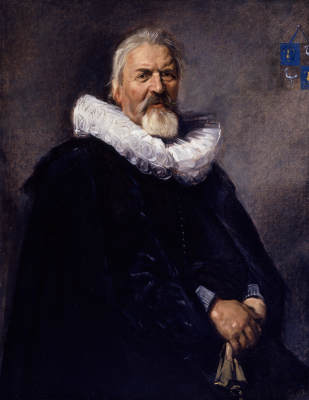 Frans Hals (1582-1666), Portrait of Pieter Jacobsz Olycan, 1629-1630, The John and Mable Ringling Museum of Art, Sarasota, FL