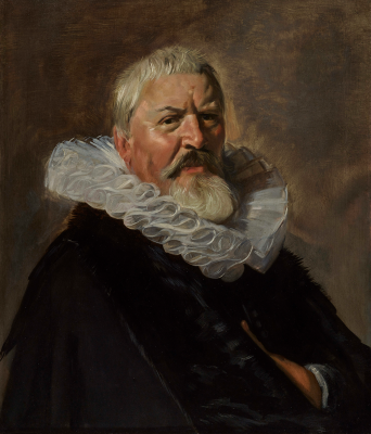Frans Hals (1582-1666), Portrait of Pieter Jacobsz Olycan, 1629-1630, Private Collection, Courtesy of David Koetser Gallery, Zurich