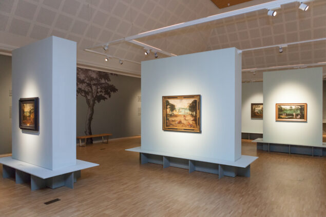 Fig. 1. The Lucas Gassel exhibition in Helmond