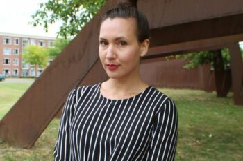 Photo of Dr. Suzanne van de Meerendonk