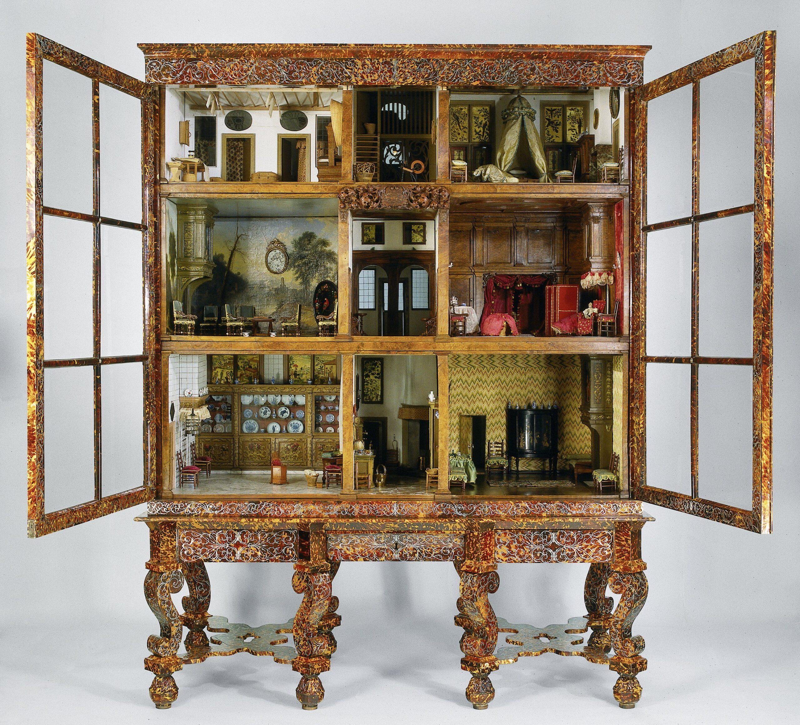 Doll's House of Petronella Oortman, ca. 1686-1710Rijksmuseum, Amsterdam