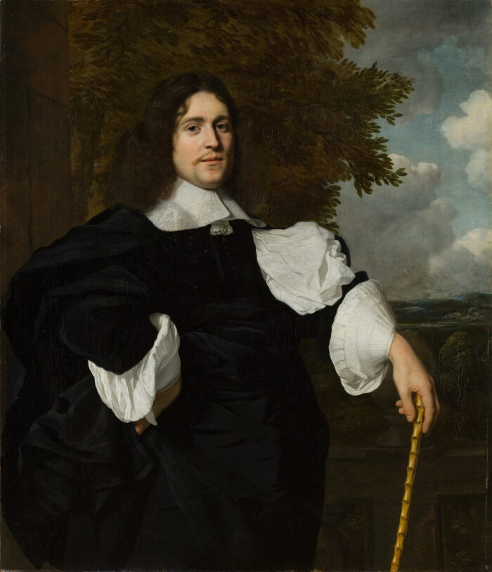 Bartholomeus van der Helst (1613-1670), Portrait of Jacob Trip, 1655. Oil on canvas, 110 × 95 cm, Amsterdam Museum (SB 5783) Photo: Amsterdam Museum, René